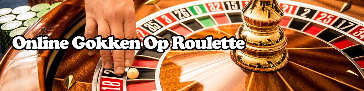 online gokken op roulette